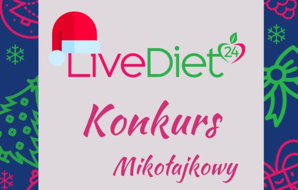 Mikołajkowy Konkurs LiveDiet24